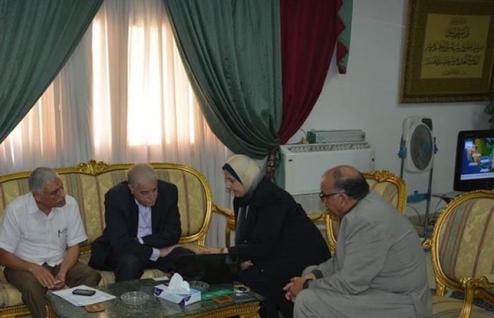 محافظ جنوب سيناء يبحث تطبيق برنامج الرعاية الصحية لغير القادرين