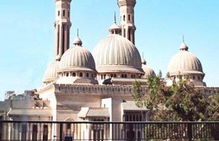 بدء توافد المواطنين على مسجد النور بالعباسية لأداء صلاة عيد الفطر