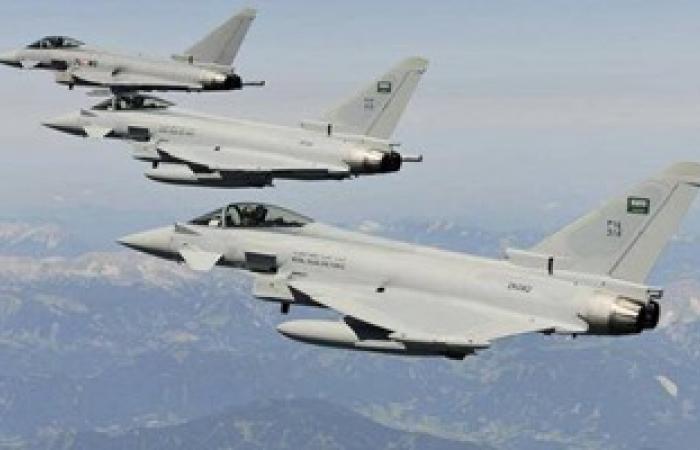 """التحالف العربى يقصف قاعدة """"العند"""" الجوية بلحج..والمقاومة تأسر47 حوثيا"""