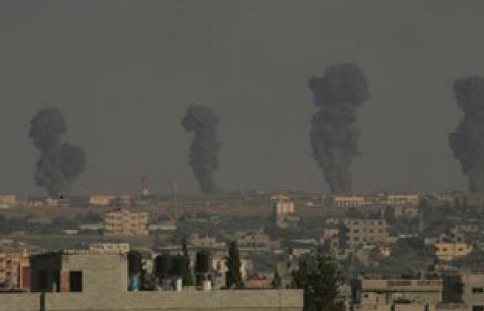 إصابة فلسطينيين فى انفجار 5 سيارات بغزة