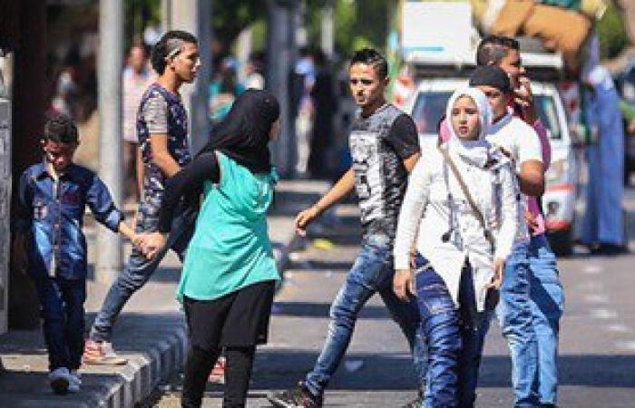إنقاذ 77 حالة تحرش لفظى و28 تعدٍ جسدى بوسط البلد ثانى أيام العيد