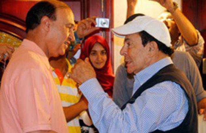 الوفد الشعبى يقوم بجولة بحرية لتهنئة عمال قناة السويس الجديدة بالعيد