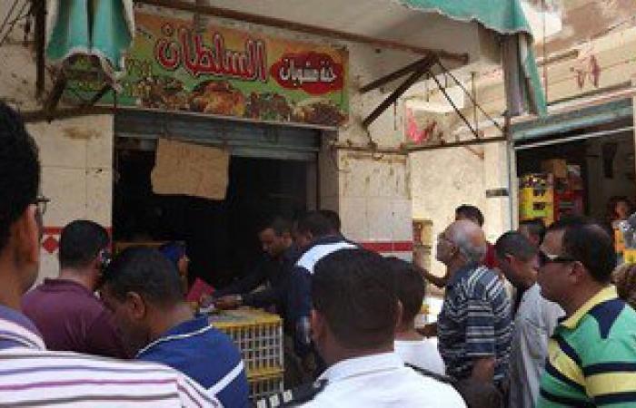 حى العجمى بالإسكندرية يشن حملات تموينية موسعة ويرصد العديد من المخالفات