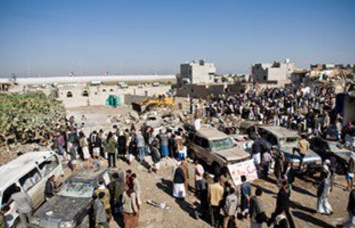 المقاومة الشعبية فى اليمن تسيطر على مبنى المخابرات فى منطقة النواهى بعدن