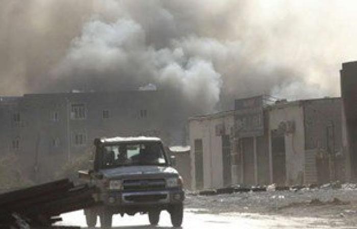 """مصادر لـ""""رويترز"""": مقتل 60 واصابة 200 فى هجوم بشاحنة ملغومة ببغداد"""