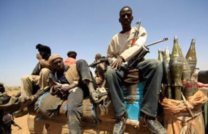 الحكومة الليبية تنفى استقبال متمردين من منطقة دارفور السودانية