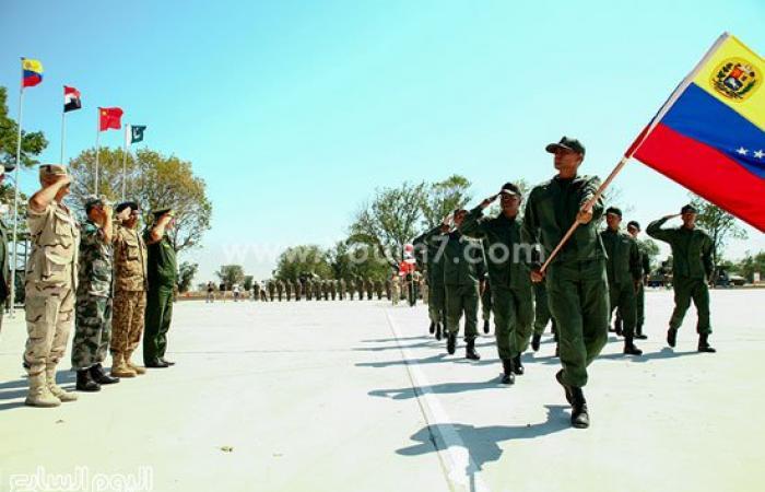 """بالصور.. المركز الثالث للجيش المصرى فى مسابقة """"أسياد الدفاع الجوى"""" بروسيا"""