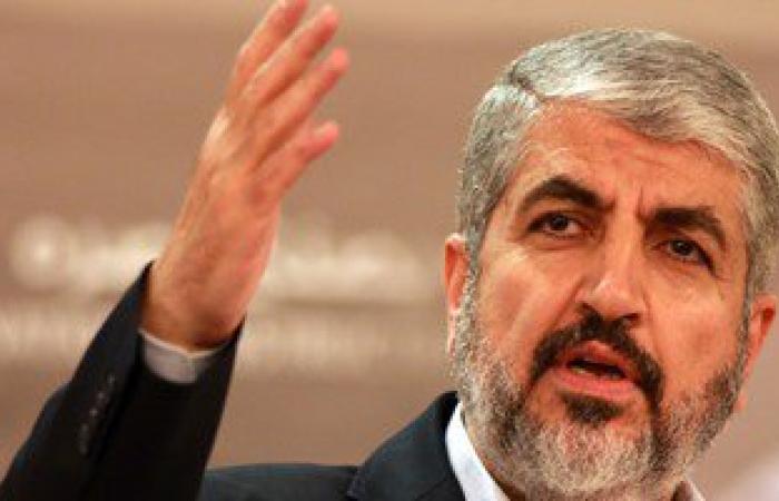 """مشعل من أنقرة: """"حماس"""" لا يمكنها التدخل فى شئون مصر الداخلية"""
