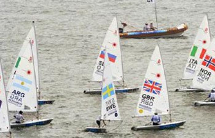 انطلاق فعاليات بطولة الإسكندرية المفتوحة للقوارب الشراعية