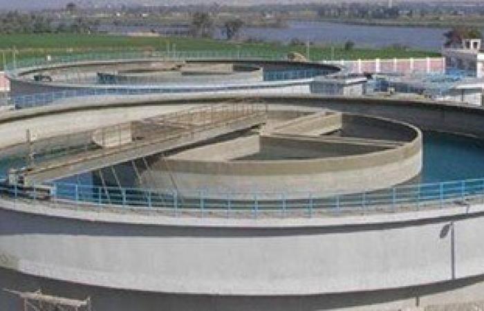 شركة مياة القناة: محطة صرف صحى مدينة القصاصين تدخل الخدمة 20 أغسطس