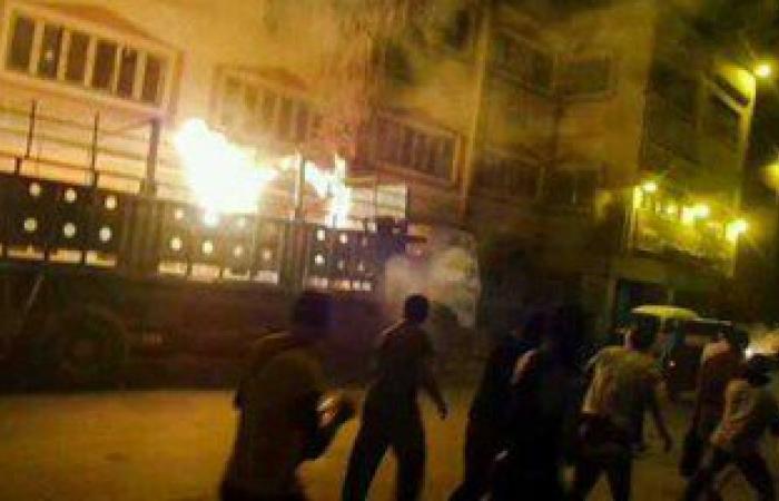 الأمن يحبط محاولة قيام مجموعة من الإخوان بحرق مجلس مدينة أوسيم