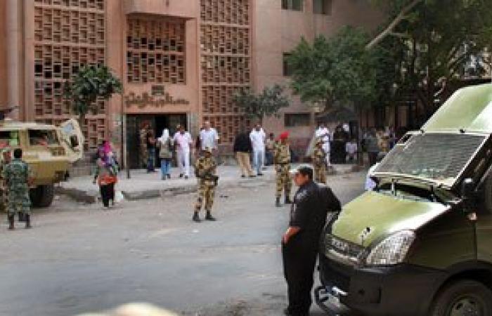 """النطق بالحكم اليوم على الإخوانى محمود عامر فى """"اقتحام قسم شرطة البراجيل"""""""