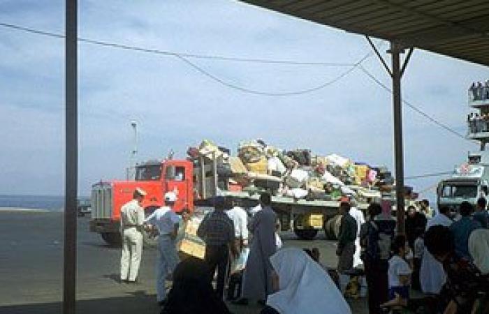 وصول 1214 راكبا لميناء نويبع و119 سائحا لميناء شرم الشيخ