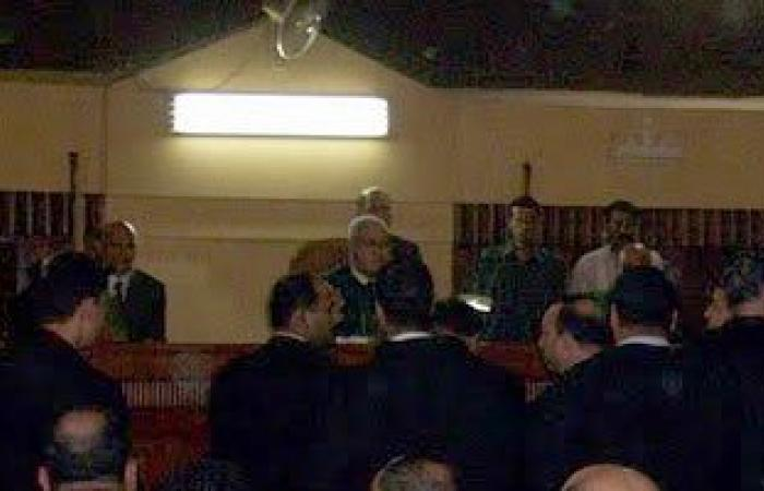 تأجيل محاكمة المتهمين بقتل نجل المستشار المرلى بالمنصورة إلى 17 أكتوبر