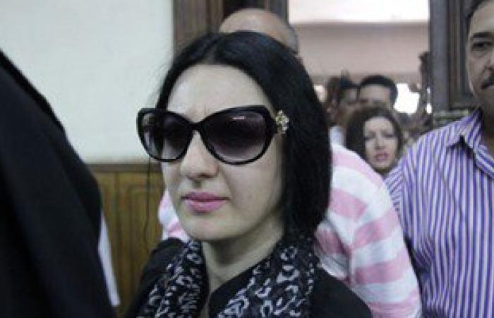 """بالفيديو.. القاضى يسأل صافيناز : """"أهنت علم مصر"""" .. والراقصة ترد :""""لا محصلش"""""""