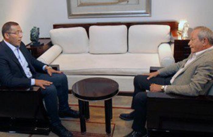 """نجيب ساويرس لـ""""خالد صلاح"""": أدعم المرشحين للبرلمان ماديا فى حدود القانون"""