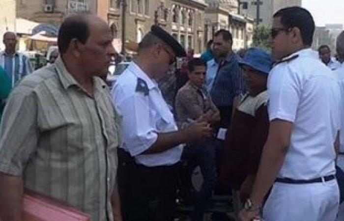 تحرير 270 مخالفة فى حملة مرورية بأسوان