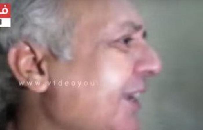 """بالفيديو.. مسن بمحكمة صافيناز: """"عندى استعداد اتجوزها بس عرفى علشان مراتى متعرفش"""""""