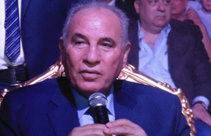 """أحمد الزند: """"أتعهد باقتلاع القضاة المنتمين للجماعة الإرهابية من الوزارة"""