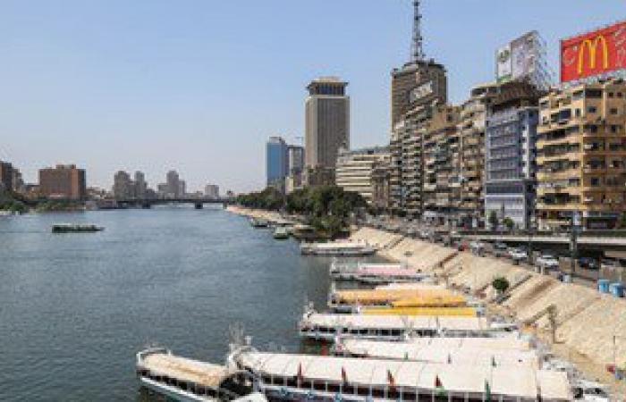 بالفيديو.. إزالة المراكب النيلية من أمام ماسبيرو وغلق مداخلها