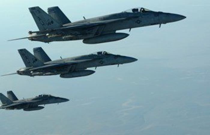 التحالف العربى يستهدف مواقع للحوثيين وقوات صالح بالعاصمة اليمنية صنعاء