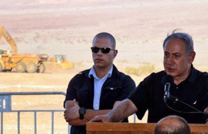 إسرائيل تبدأ فى بناء سياج على الحدود مع الأردن