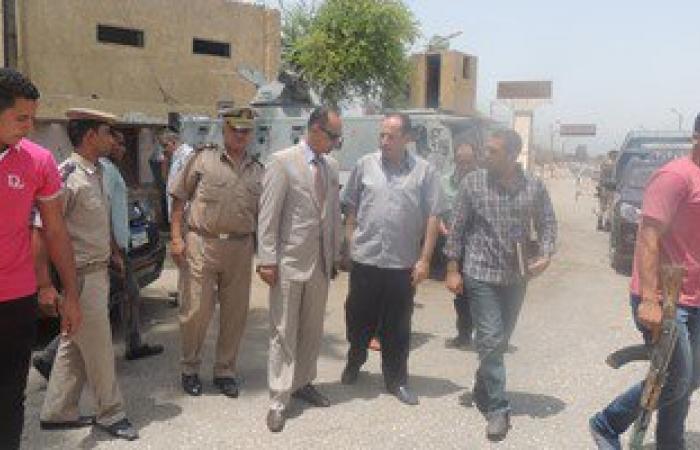 تبادل لإطلاق النار بين الشرطة وطرفى خصومة من الشهاينة والهمامية بالبلينا