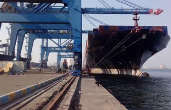 ميناء دمياط يستقبل 11 سفينة متنوعة اليوم