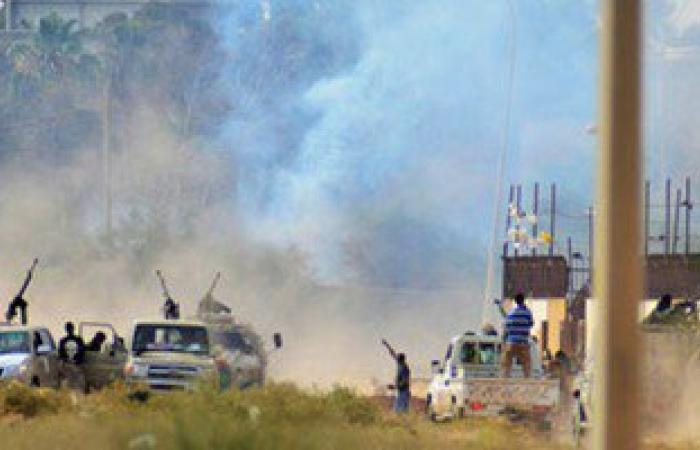 3 قتلى فى هجوم لداعش على ميناء السدرة النفطى الليبى