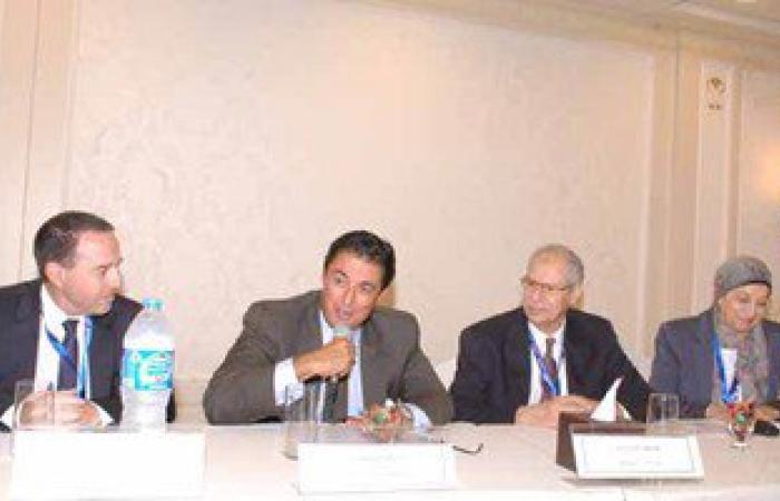 محافظ الإسكندرية يفتتح المؤتمر الحادى عشر لطب الجهاز الحركى