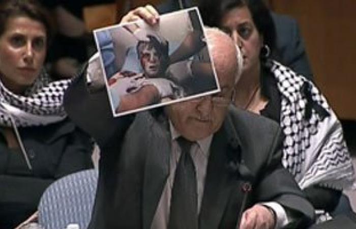 """مندوب فلسطين بالأمم المتحدة: ممثلو 170 دولة حضروا """"رفع علم بلادنا"""""""