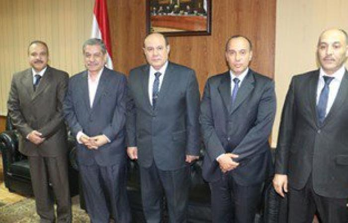 تشكيل لجنة حكماء بكليات جامعة بنى سويف لحل مشكلات أعضاء هيئة التدريس