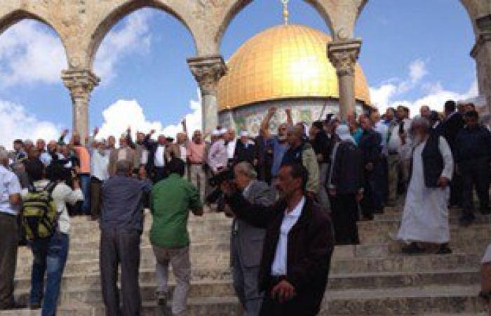 وزير السياحة الأردنى: نأسف لزيارة الأتراك المسجد الأقصى عبر مطار تل أبيب