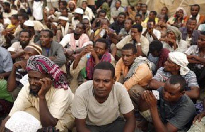 ضبط 4 سودانيين يحملون إقامات منتهية بمطروح