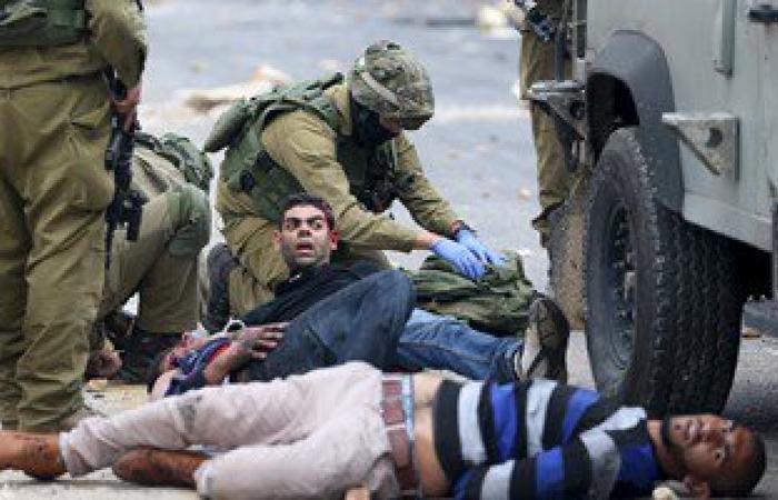 استشهاد فلسطينى غرب رام الله والاحتلال الإسرائيلى يعتقل 17 من الضفة