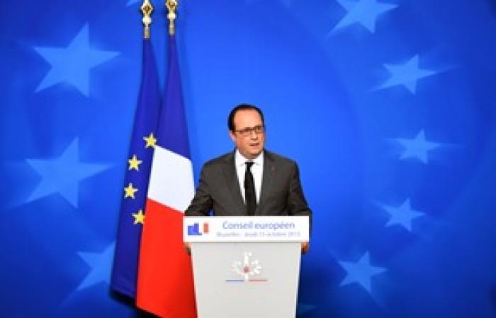 """الرئيس الفرنسى: التدخل الروسى فى سوريا """"لن ينقذ بشار الأسد"""""""