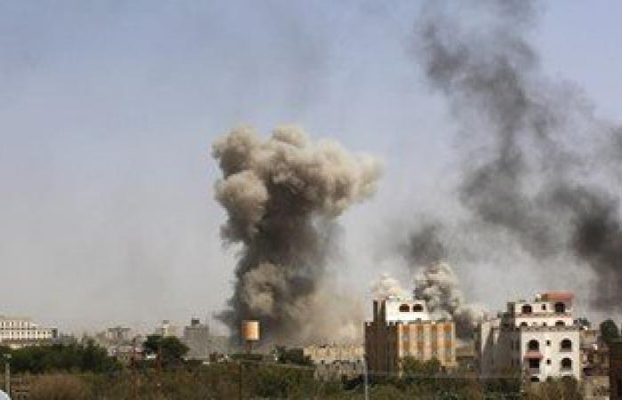 مقتل نجل رئيس برلمان اليمن الموالى للحوثيين فى غارات بمدينة ذمار اليمنية