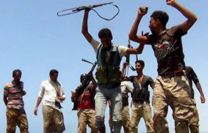 مقتل القيادى الحوثى همدان الهمدانى على يد المقاومة فى اليمن