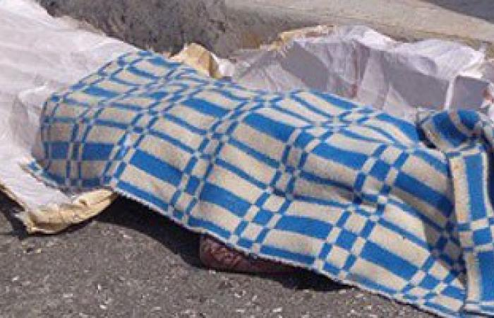 العثور على جثة شخص ملقاة بالطريق العام بها آثار إصابات فى كفر الشيخ