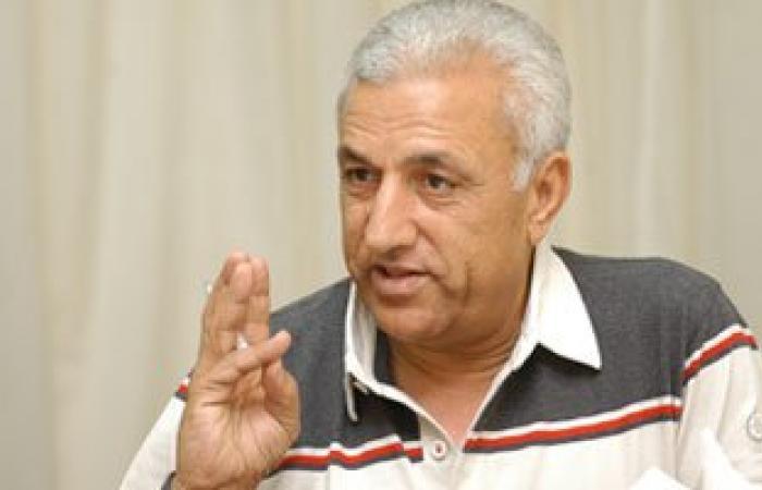 الجهات الرقابية تلقى القبض على المندوه الحسينى بتهمة الرشوة