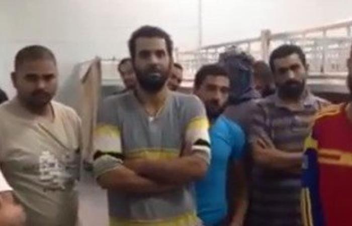 """صحافة المواطن: بالفيديو..مصريون محتجزون بأحد سجون السعودية بسبب """"الكفيل"""""""