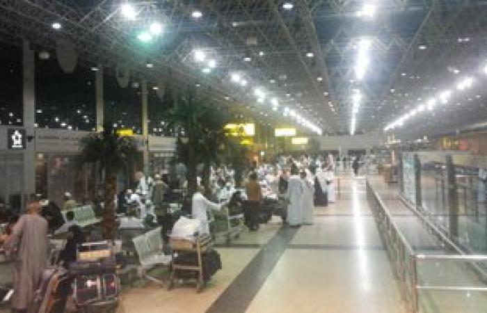 مطار القاهرة يستقبل 9876 سائحاً من جنسيات مختلفة خلال 24 ساعة