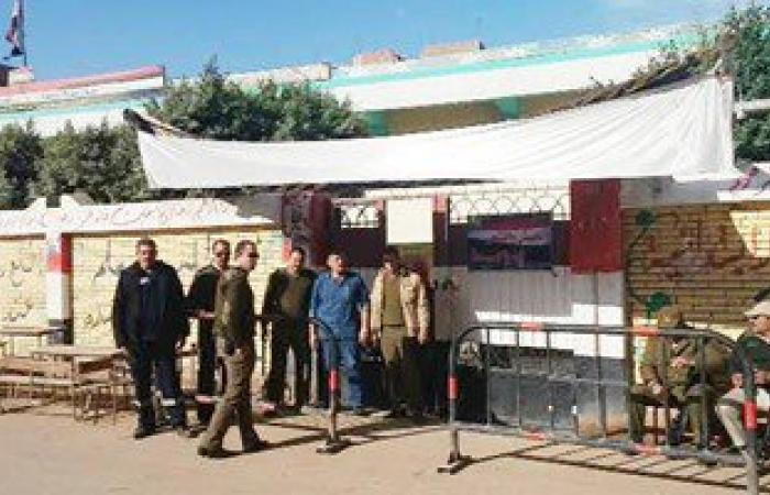 بالصور.. هدوء ملحوظ بدوائر الانتخابات البرلمانية بالقليوبية والمنوفية