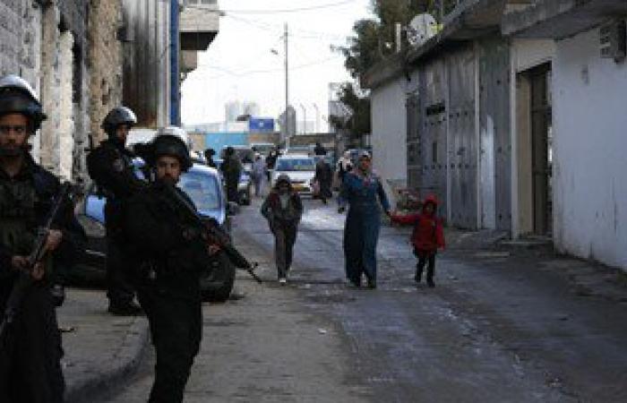 بالصور.. انتشار للجيش والشرطة الإسرائيلية قبل هدم منزل فلسطينى فى القدس