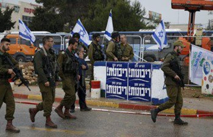 مقتل فلسطينى و إصابة جندى إسرائيلى بالرصاص فى الضفة الغربية