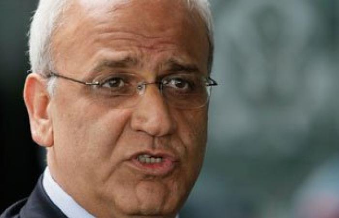 عريقات يدين قرار محكمة الاحتلال برفض استئناف أسرى محررين بصفقة شاليط