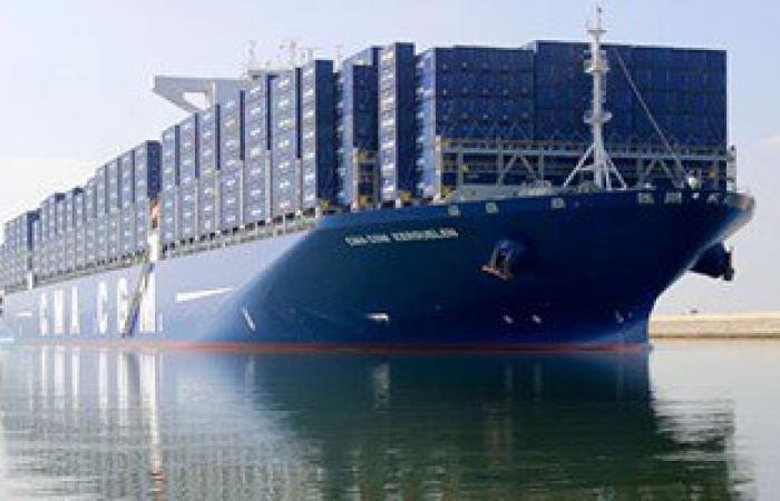 1500 سفينة عبرت قناة السويس بحمولات 85073 ألف طن خلال أكتوبر الماضى