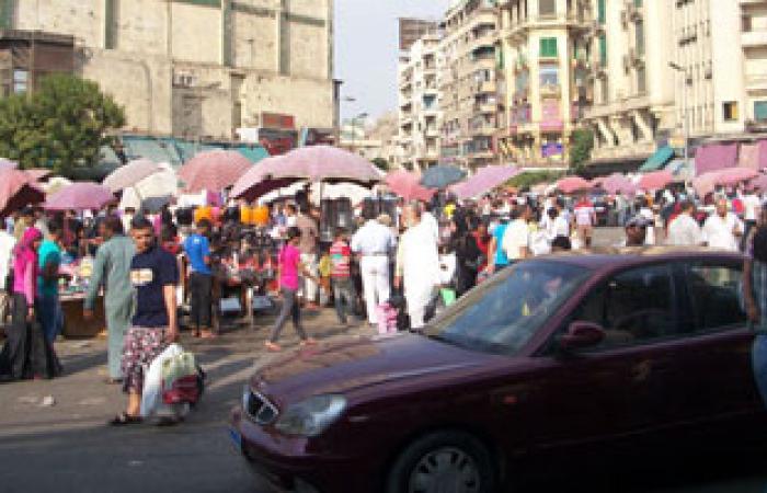 محافظ القاهرة يفتتح اليوم أعمال تطوير ميدان العتبة