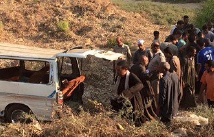 """ارتفاع ضحايا حادث """"عرس أسيوط"""" لـ 3 وفيات و13 مصابا"""