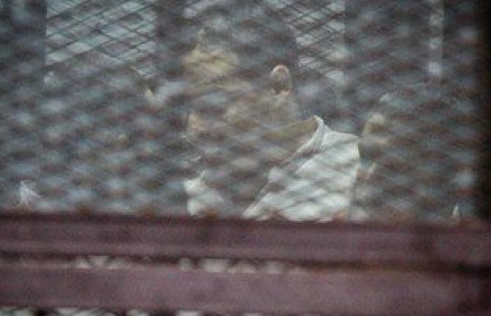 """وصول المتهمين بـ""""أحداث فض النهضة"""" معهد الأمناء لبدء محاكمتهم بالقضية"""